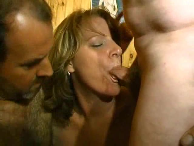 Two bisexual guys and two bisexual sluts fuck each other photo 4