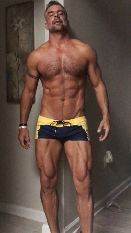 Muscle men over 40 tumblr photo 1