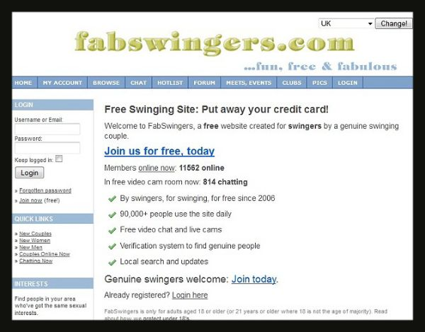 Free swingers chat line photo 2