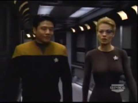Seven of nine sexy pics photo 1