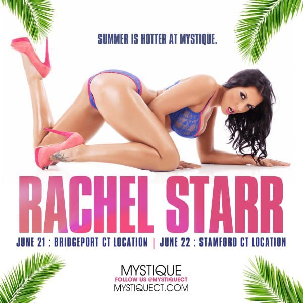 How to meet rachel starr