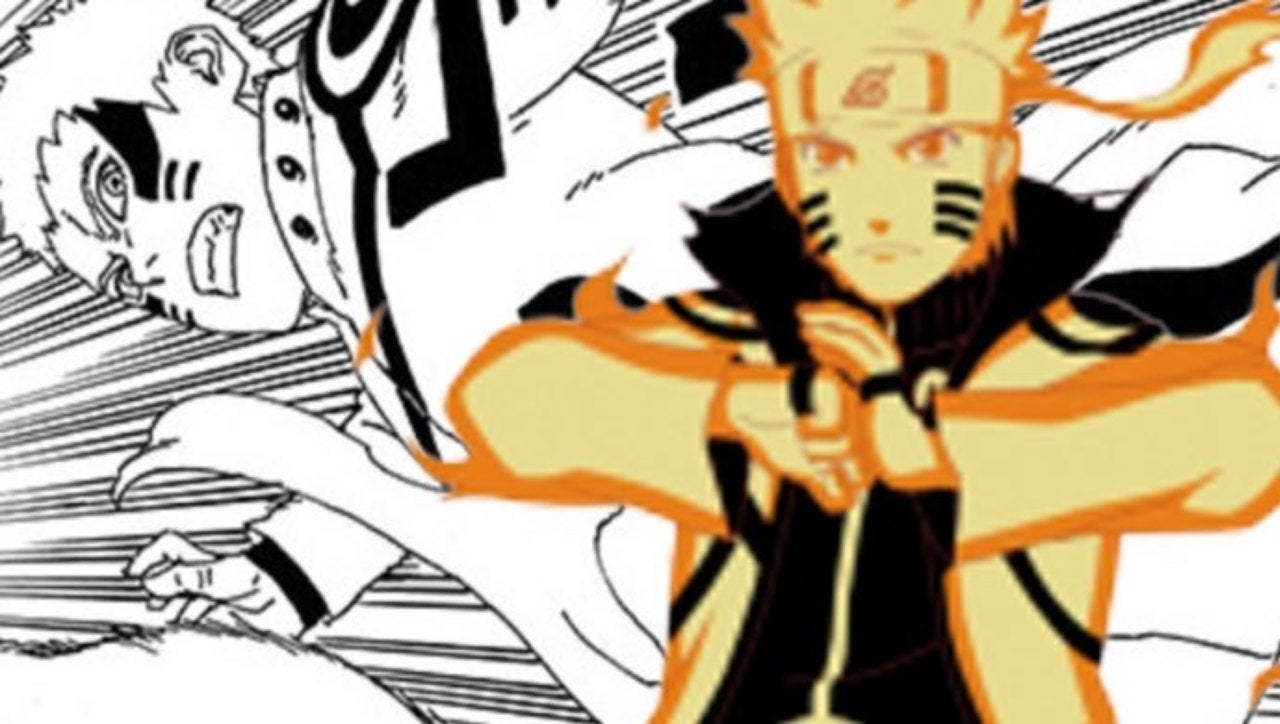 Naruto dirty fighting