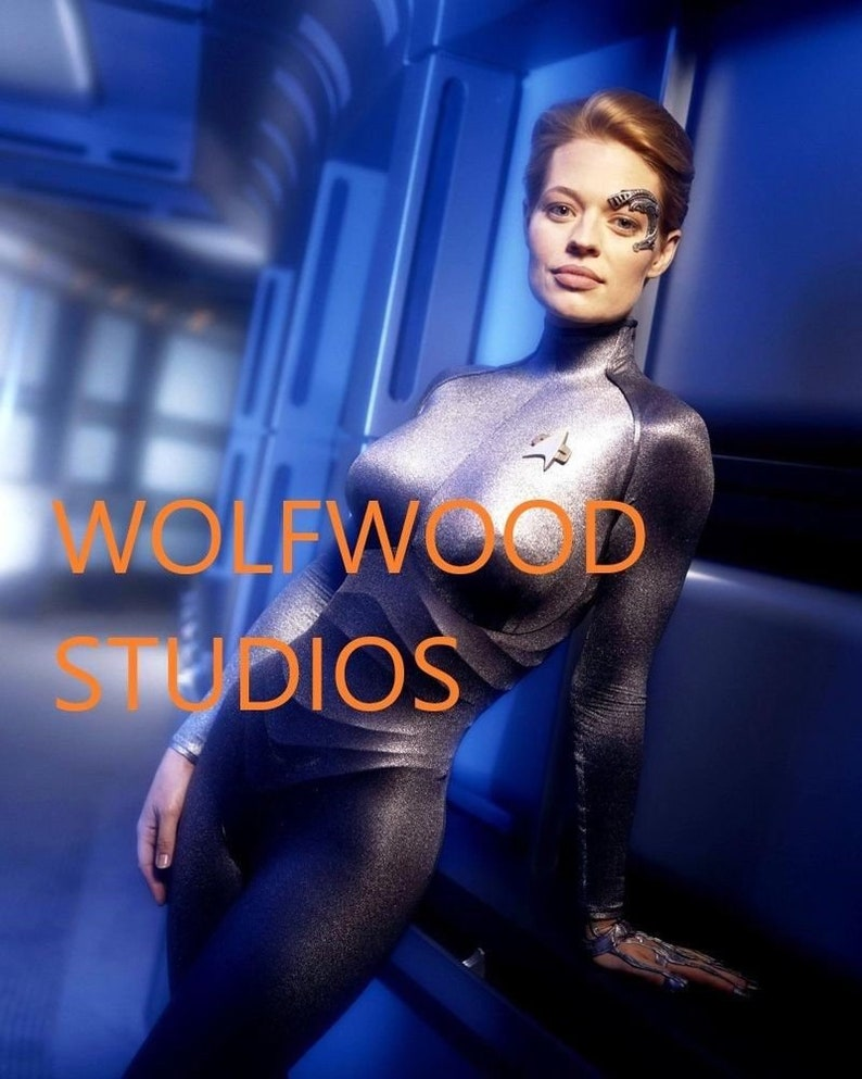 Seven of nine sexy pics photo 4