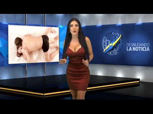 News anchors with big tits photo 2