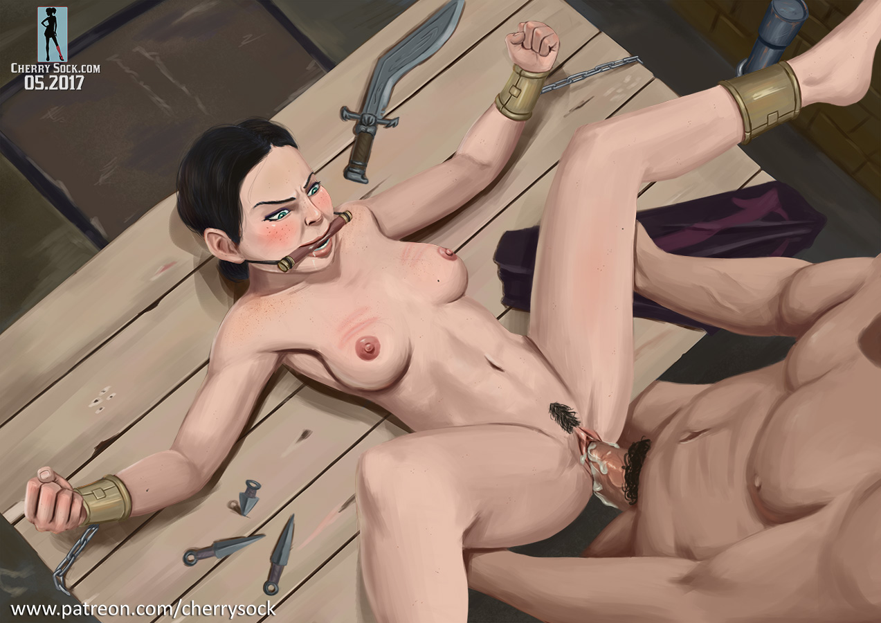 Assassins creed black flag hentai photo 2