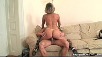 Chubby mature russian with her son in law photo 4