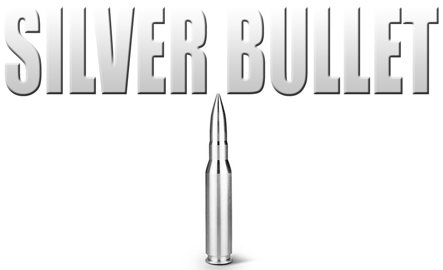 How to use a silver bullet photo 4