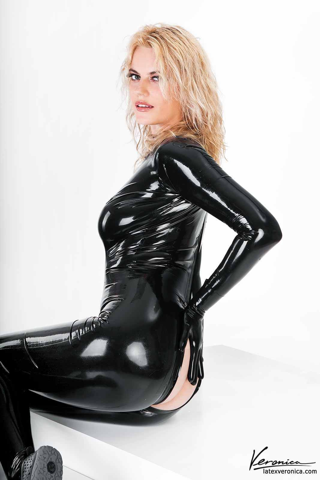 Latex nurse free tubes look excite and delight