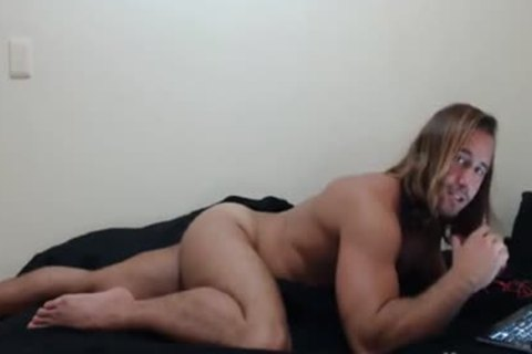 Long haired jock busts a nut porn tube photo 2