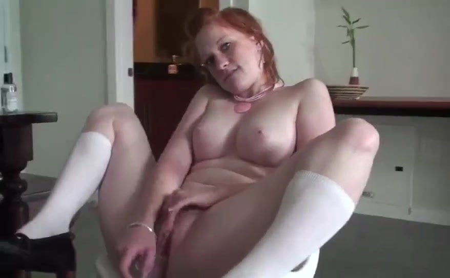 Monstrous cock in tight pussy
