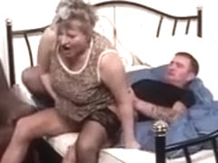 Slut granny fucking up as a whore in heat mobile photo 1
